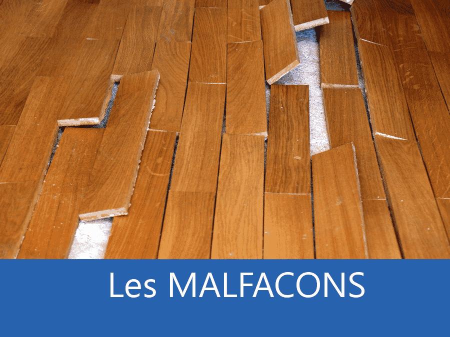 malfaçon 33, problème malfaçons Bordeaux, malfaçon chantier Gironde,